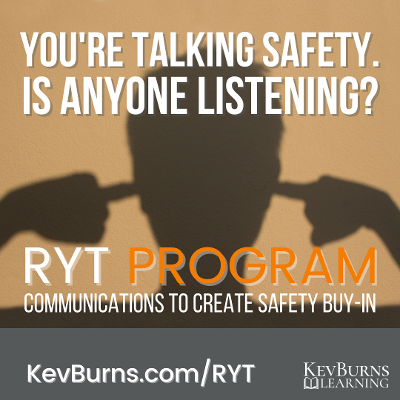ryt program - communications for safety buy-in