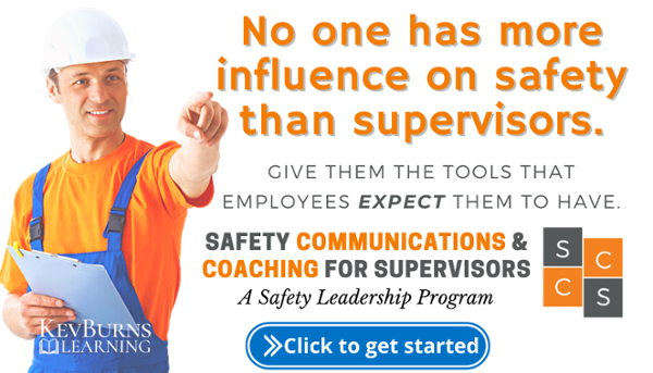 safety communications and coaching for supervisors program by kevburns learning