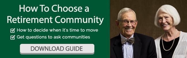 DH - Blog - Choosing Retirement Community