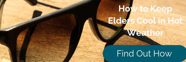 keep elders cool this summer