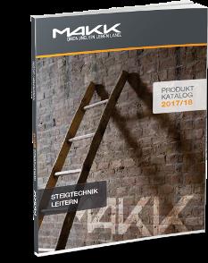 Katalog Steigtechnik Leitern 2017/18