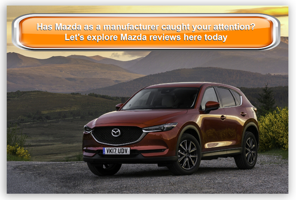 Find out what we thought of the latest Mazdas here!
