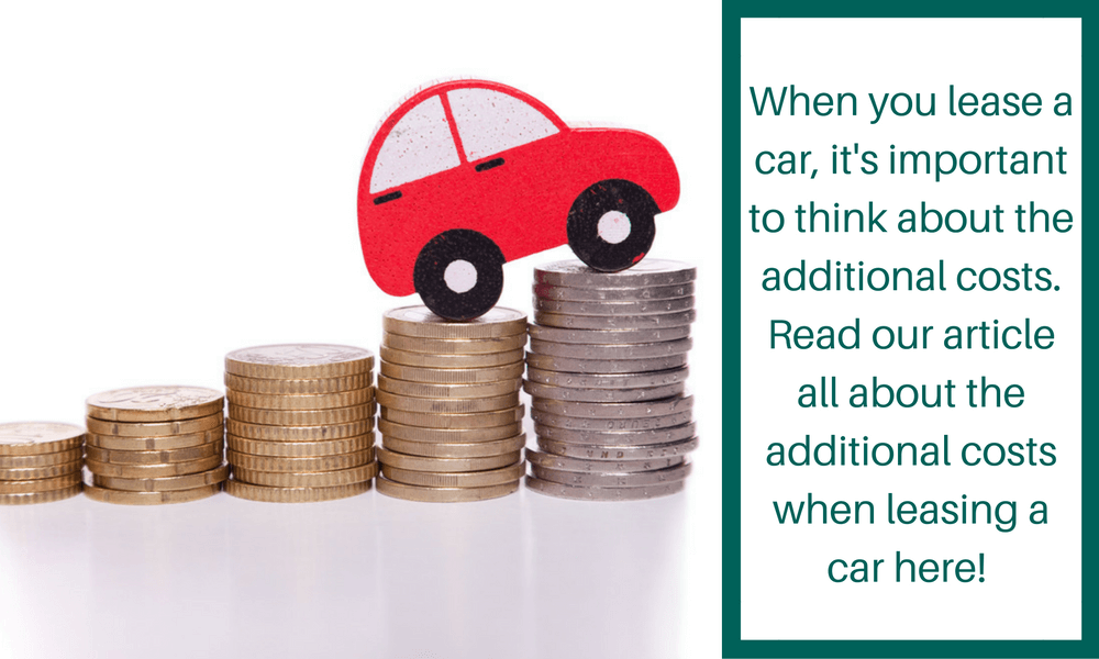 are there any hidden costs when leasing a car?