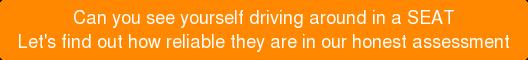 Orange SEAT