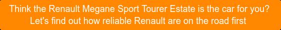Renault Megane Sport Tourer Estate