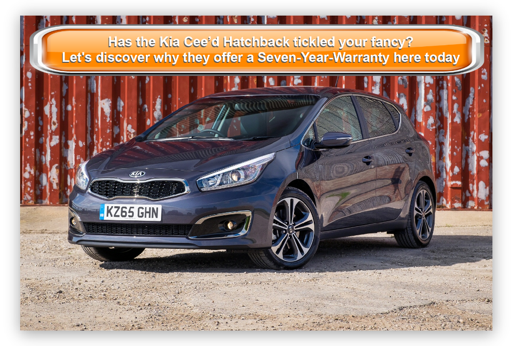 Has the Kia Carens Estate tickled your fancy? Let's discover why they offer a Seven-Year-Warranty here today