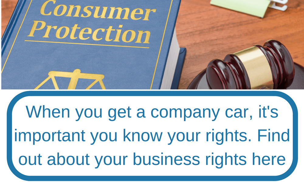 read our article on your rights when buying a company car