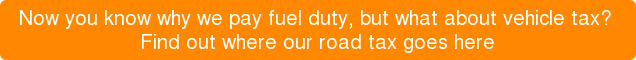 Now you know why we pay fuel duty, but what about vehicle tax?  Find out where our road tax goes here