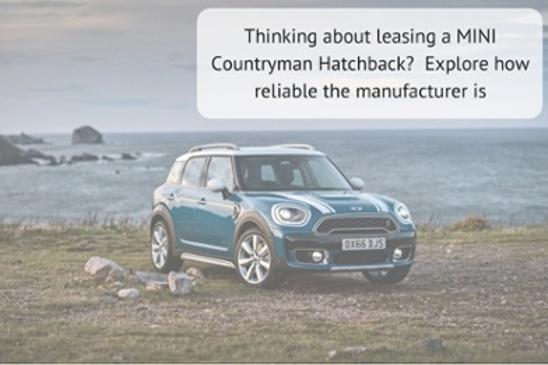 Think the MINI Countryman Hatchback is the car for you?  Let's see how reliable MINI's are on the road
