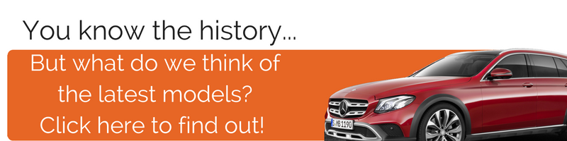 history of Mercedes-Benz