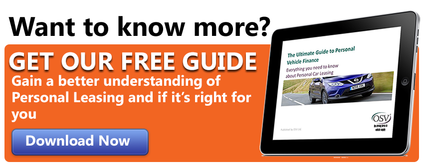 Want to know more? Get our free guide and gain a better understanding of personal leasing and if it's right for you