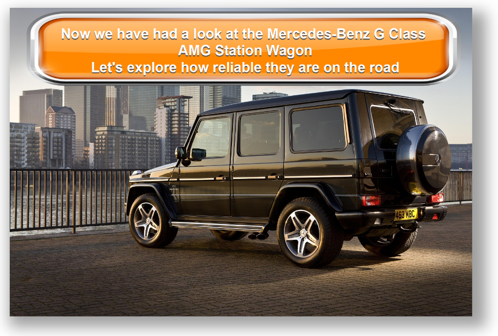 Mercedes benz g class amg station wagon lease mercedes for Mercedes benz g wagon review