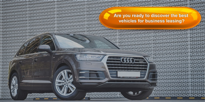 Are you ready to discover the best vehicles for business leasing?  Let's find a car that suits you