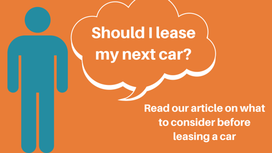 should i lease my next car? read our article on what to consider before leasing a car
