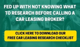 Download our free car leasing research checklist
