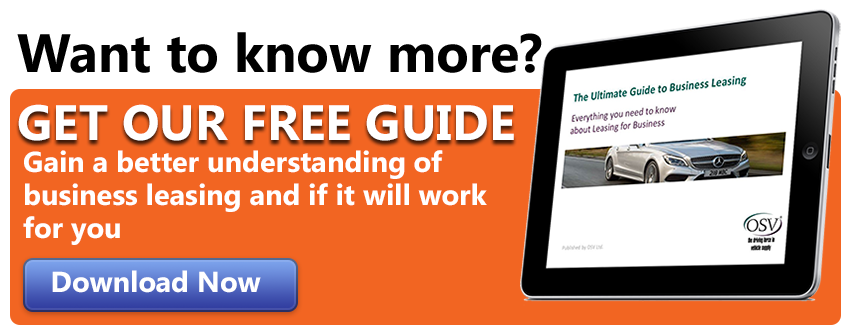 Want to know more? Get our free guide and gain a better understanding of business leasing and if it's right for you