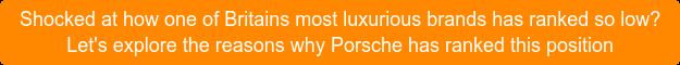 porsche reliability