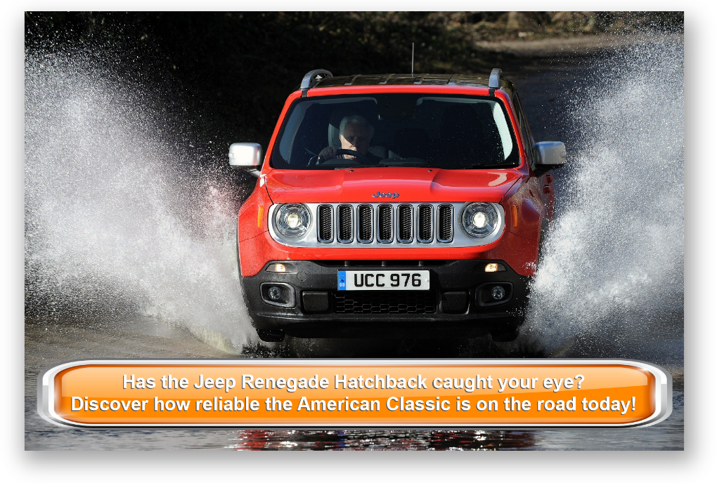 Has the Jeep Renegade Hatchback caught your eye? Discover how reliable the American Classic is on the road today!