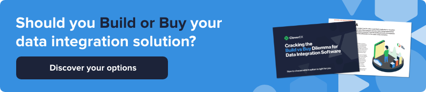 Cracking the build vs buy dilemma - get the ebook