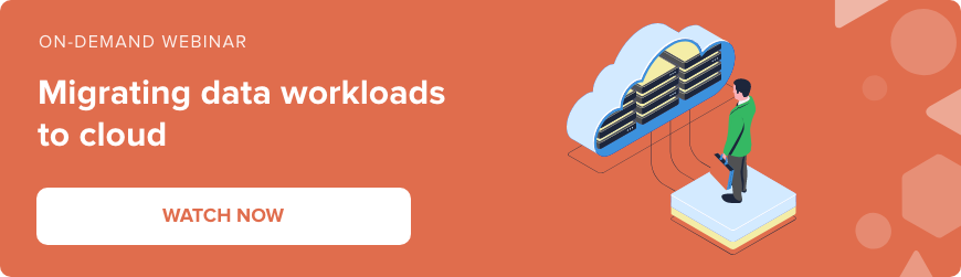 Ebook - Migrating data workloads to cloud - download now
