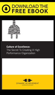 Download the Free Culture of Excellence eBook