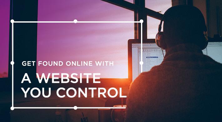 Build a website with PageCloud's website builder