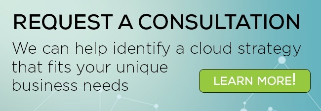 Request a Cloud Strategy Consultation