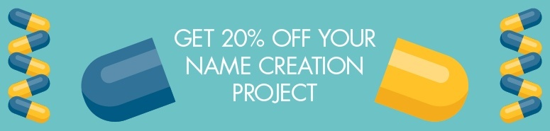 GET 20% OFF YOUR NAME CREATION PROJECT WITH BRANDSTOCK