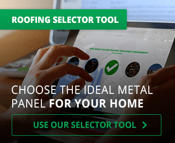 Choose the ideal metal panel for your home