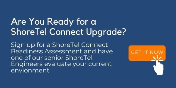ShoreTel Upgrade