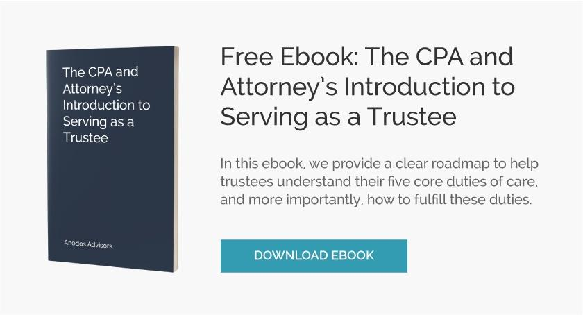 Free Ebook: The CPA and Attorney's Introduction to Serving as a Trustee