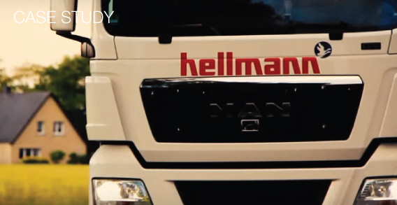 Case Study Hellmann Worldwide Logistics