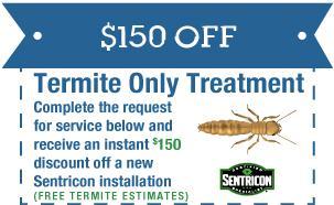 Termite Control, Termite Elimination