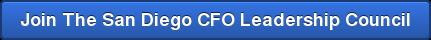 Join The San Diego CFO Leadership Council