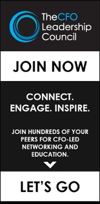 Join The CFO Leadership Council
