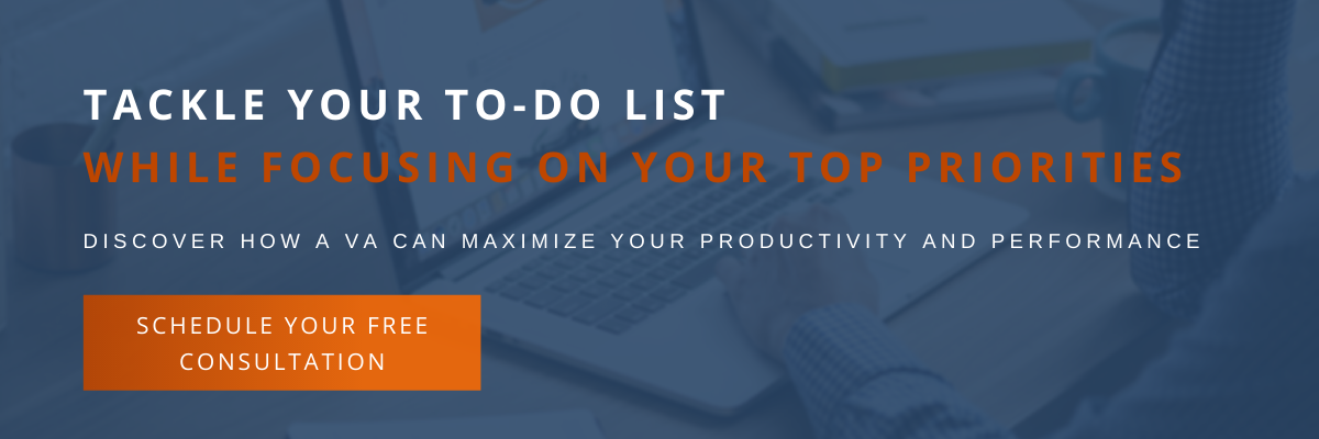 Tackle your to-do list while focusing on your top priorities. Click to schedule your consulation.
