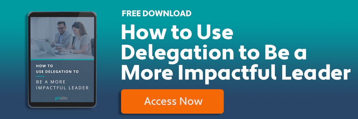 How to Use Delegation to Be a More Impactful Leader