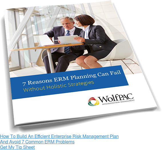 10 Reasons Why Enterprise Risk Management Planning Fails In 2017 Download Now