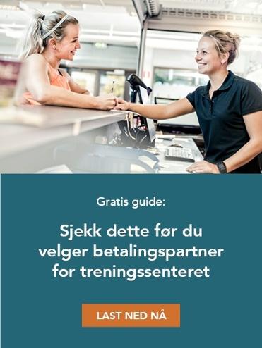 Gratis guide: Sjekk dette før du velger betalingspartner for treningssenteret