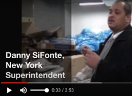 Danny SiFonte, NYC Superintendent