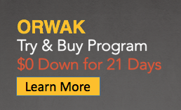Orwak Try and Buy Program