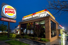 Orwak 5030 at 12 Burger King Locations