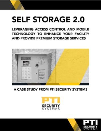PTI Security Systems Premium Self Storage Case Study