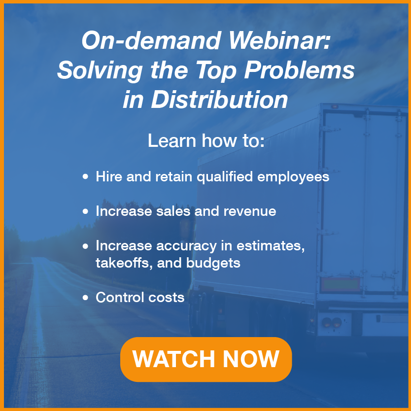 Solving the Top Problems in Distribution SAP Business One webinar on demand