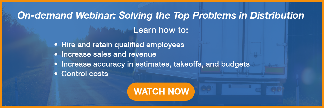 Webinar Solving the Top Problems in Distribution SAP Business One