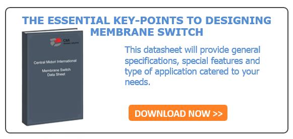 Membrane Switch Datasheet CTA