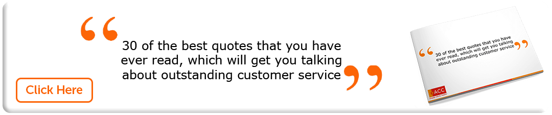 30 Outstanding Customer Service Quotes