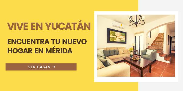 Encuentra tu hogar en Yucatán