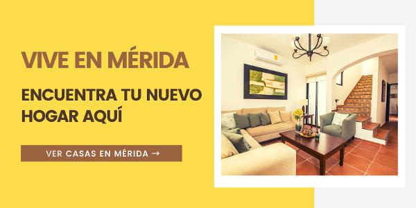 Encuentra tu hogar en Mérida