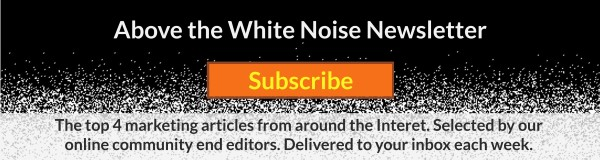 Subscribe to the Above the White Noise Newsletter